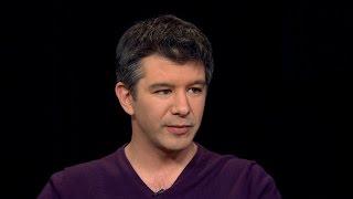 Uber CEO Travis Kalanick on innovation and success