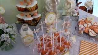 Секреты красивого candy bar на свадьбу