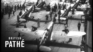 Flight Deck Of British Aircraft (1945)