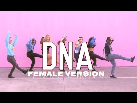 BTS (방탄소년단) 'DNA' - (Female Version)