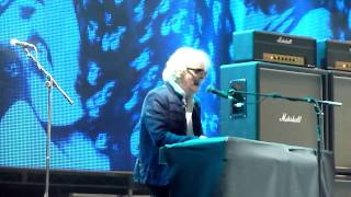 Mott the Hoople - The Golden Age of Rock 'N' Roll O2 Arena, London,...