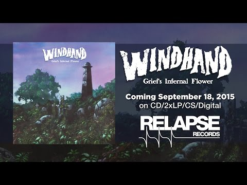 WINDHAND - 'Grief's Infernal Flower' (Official Album Teaser)