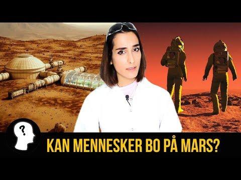 KAN MENNESKER BO PÅ MARS?