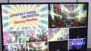 WALT DISNEY - music backstage - Lipnitsky Show Orchestra