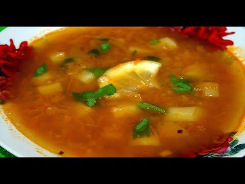 вкусный суп рецепт