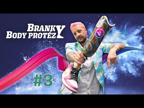 Branky Body Protézy | 3. díl