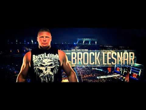"2012: Brock Lesnar 5th WWE Theme Song - ""Next Big Thing"" by Jim Johnston"