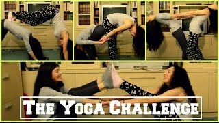 The Yoga Challenge || fraoules22