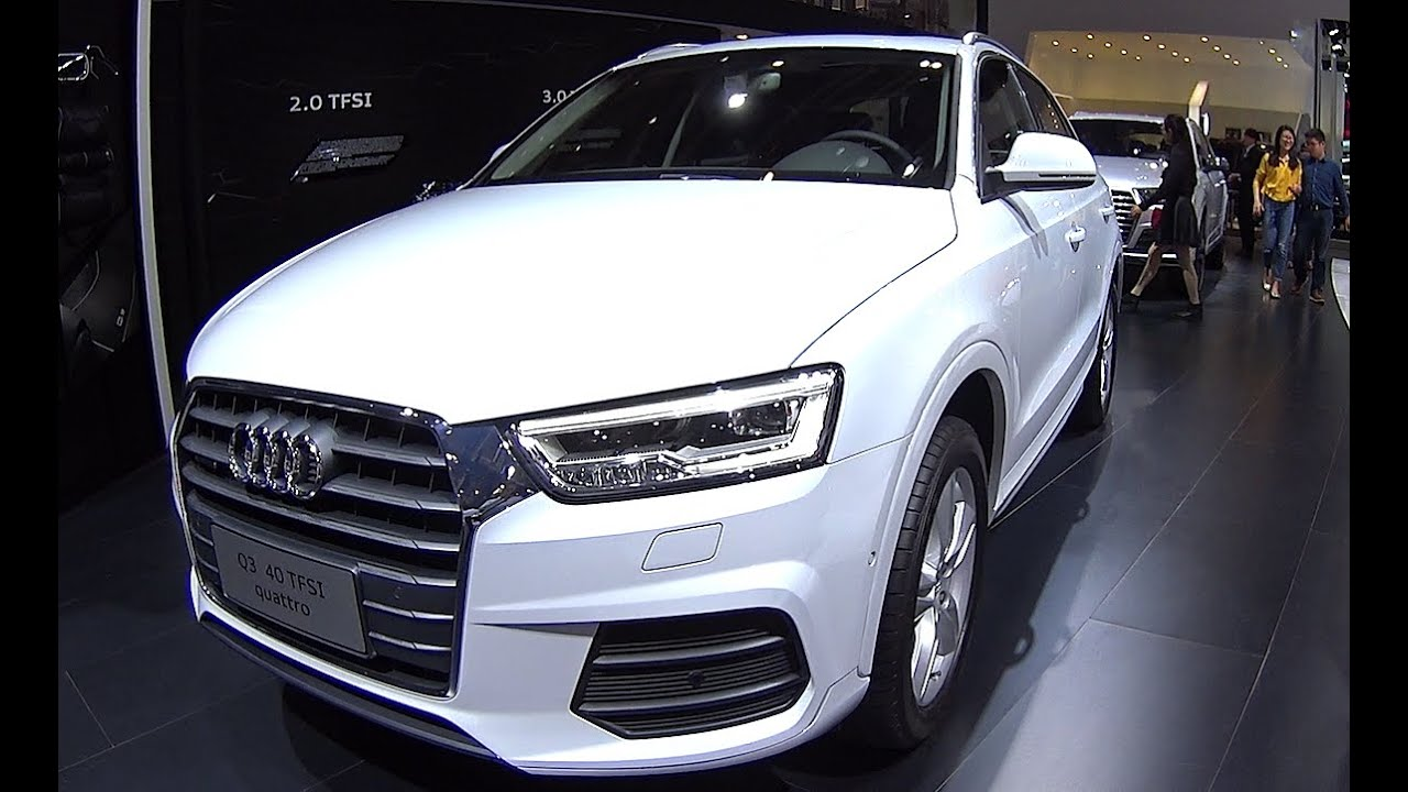 Audi cars 2017 audi models - China Made 2016 2017 Audi Q3 Launched On The Chinese Car Market Audi Q3 2016 2017 Model Youtube