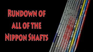 Which Is the Best Nippon Shaft For You?