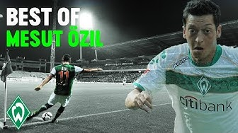 Best of Mesut Özil - Goals/Assists/Skills | SV Werder Bremen