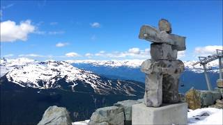 CANADA JUNE 2018 WHISTLER - 2. PART