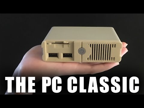 No Its Not A Troll. Someone Actually Is Making a PC Classic. Oh Dear God...