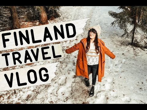 Finland Travel Vlog! What to do in Helsinki and Espoo | JAG LEVER