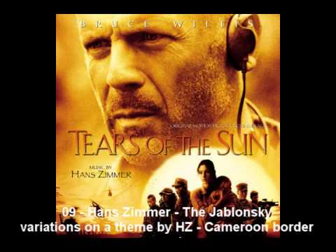 09 - Hans Zimmer - The Jablonsky variations on a theme by HZ - Cameroon border post