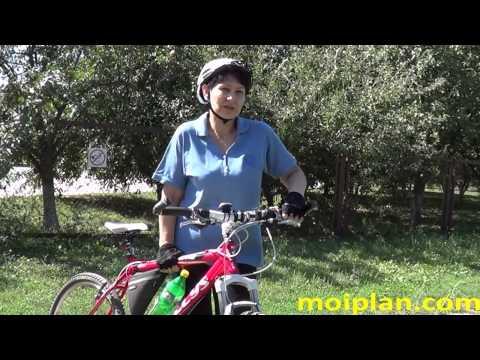 (HD) Почему полезна езда на велосипеде