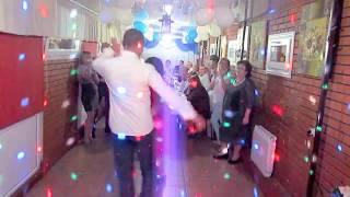 Танец зятя и тещи и дискотека на свадьбе 2018 Запорожье тамада ведущая Мария