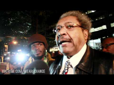 Don King Asked Why He Robbed Tyson and Ali @ #ows
