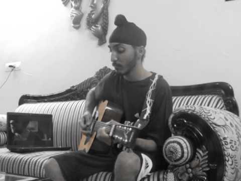 O Heeriye(Ayushmann Khurrana)-Guitar Cover+Chords(Description)