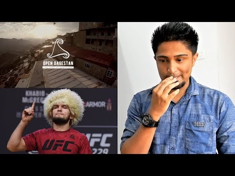 Khabib Nurmagomedov Entrance Song - Dagestan (Sabine Kors) REACTION