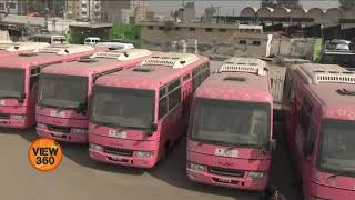 Pink Busses Project for Women in Khyber Pakhtunkhwa: Umer Farooq