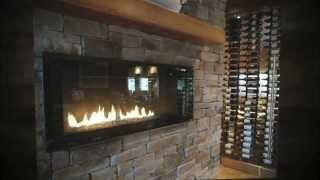 Interior Fireplace Stone - Stone Selex
