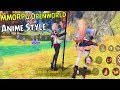 Kingdom Aura 3D Android Gameplay MMORPG Openworld Anime Style CBT 2