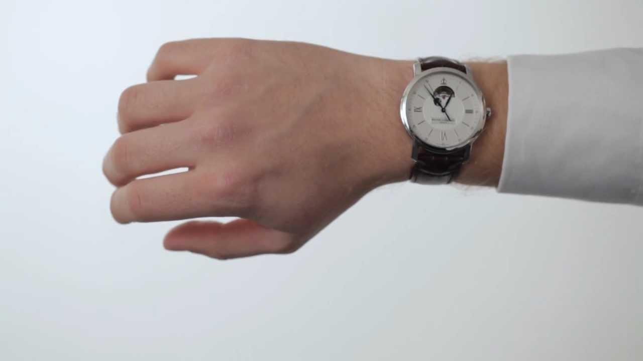 5b624b18e31574 Baume et Mercier Classima Executives XL Watch by Jura Watches