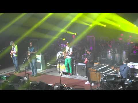 UMPHREY'S McGEE : It's About That Time : {1080p HD} : Orpheum Theater : Madison, WI : 11/8/2014