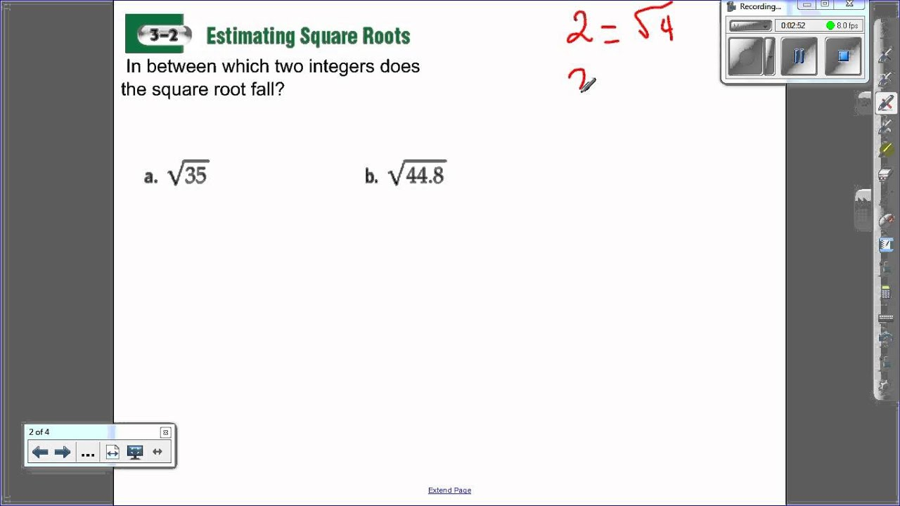 how to add square roots with whole numbers in front