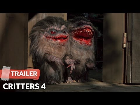 Critters 4 1992 Trailer HD | Don Keith Opper | Terrence Mann