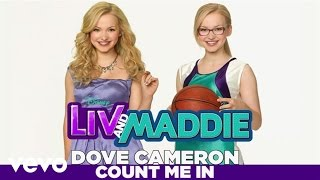 Repeat youtube video Dove Cameron - Count Me In (from