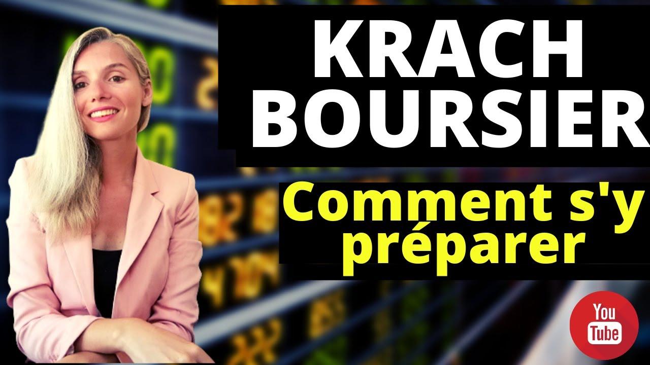 Doit-on avoir peur d'un Krach Boursier ?