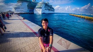 Caribbean Cruise Vacation (Royal Caribbean) [GoPro]