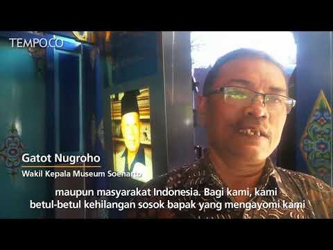 Probosutedjo di Mata Warga Dusun Kemusuk