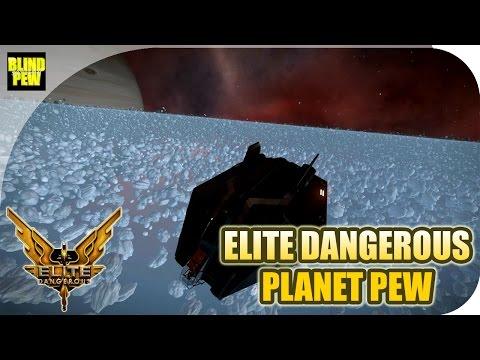 Elite Dangerous - Planet Pew
