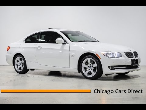 Chicago Cars Direct Reviews Presents a 2011 BMW 335i xDrive Coupe
