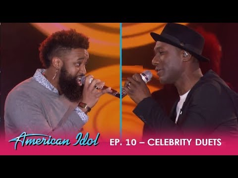 Dominique & Aloe Blacc Duet SMASH