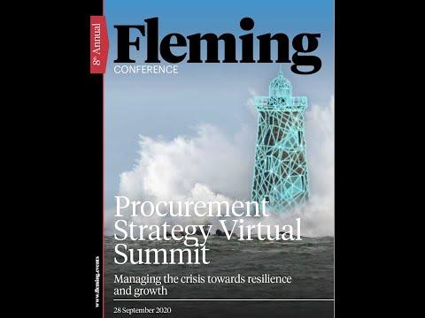 8th Fleming Procurement Strategy Virtual Dubai Summit 2020