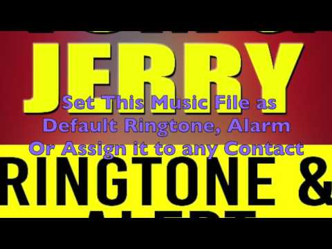 Tom and Jerry Ringtone and Alert