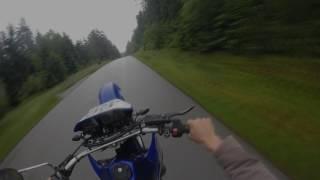 Yamaha 170cc dt | Wheelie