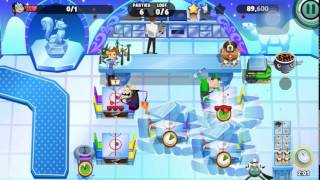 Diner Dash 2015 - Grill n' Chill (Level 210) (2/3 stars)