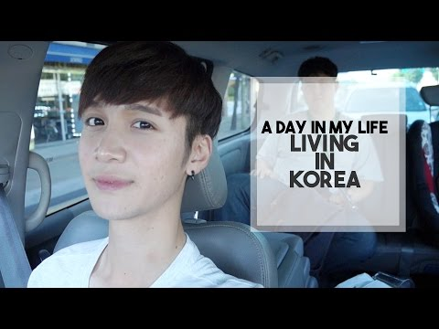 A Day in My Life: LIVING AND WORKING IN KOREA - Edward Avila
