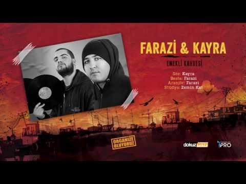 Farazi V Kayra - Emekli Kahvesi (Official Audio)