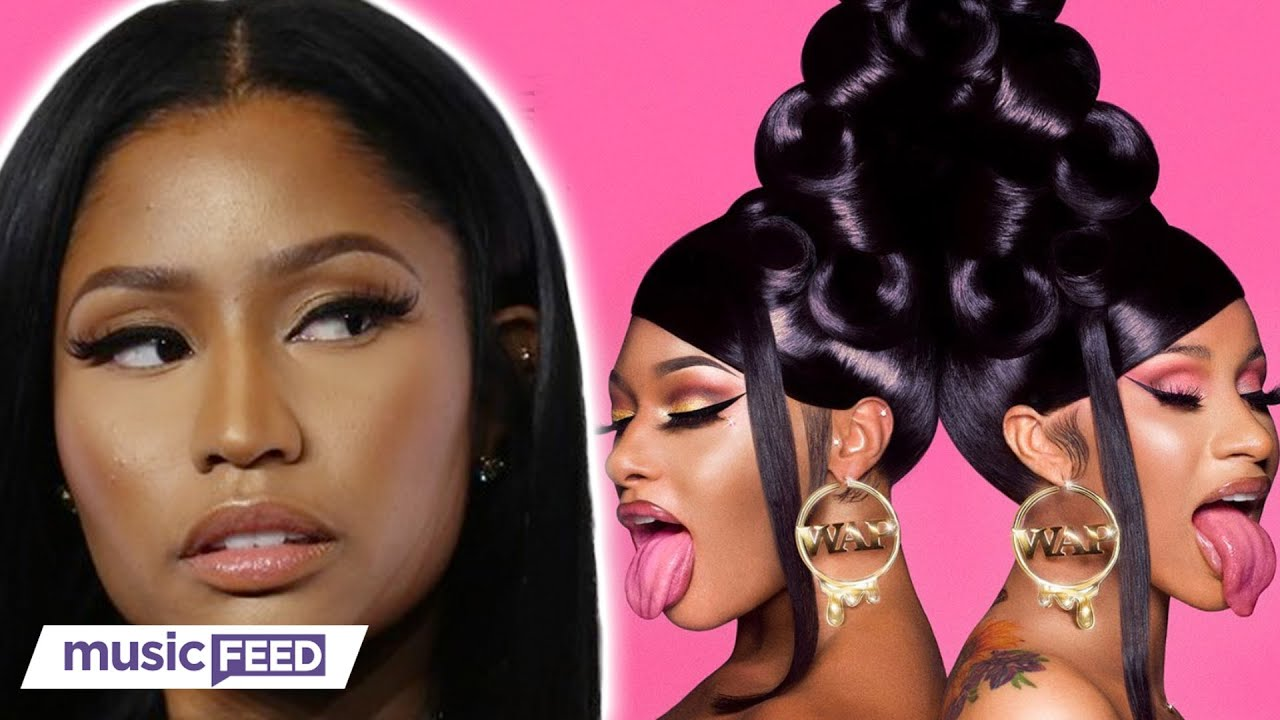 Cardi B and Megan Thee Stallion drop 'WAP' song, music video and ...