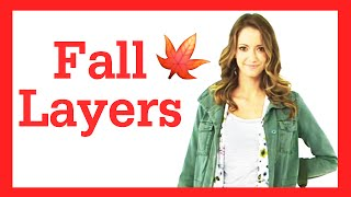 Rock Layers For Fall With Taryn! #17daily