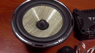 акустика Focal Performance PS 165 FX Обзор