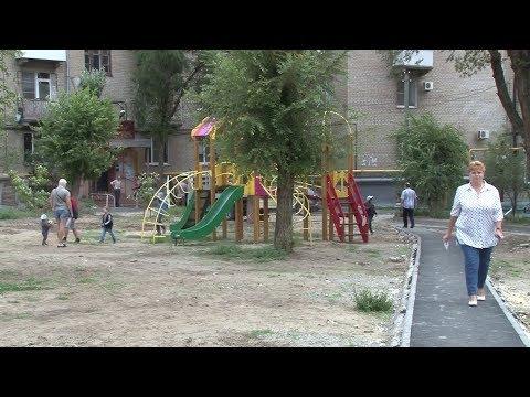 Краснооктябрьский район развивается при участии горожан