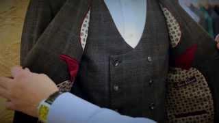 костюм тройка