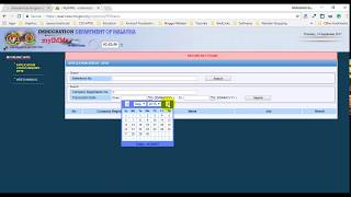 How To Check DP10 Employment Pass/Permit Status